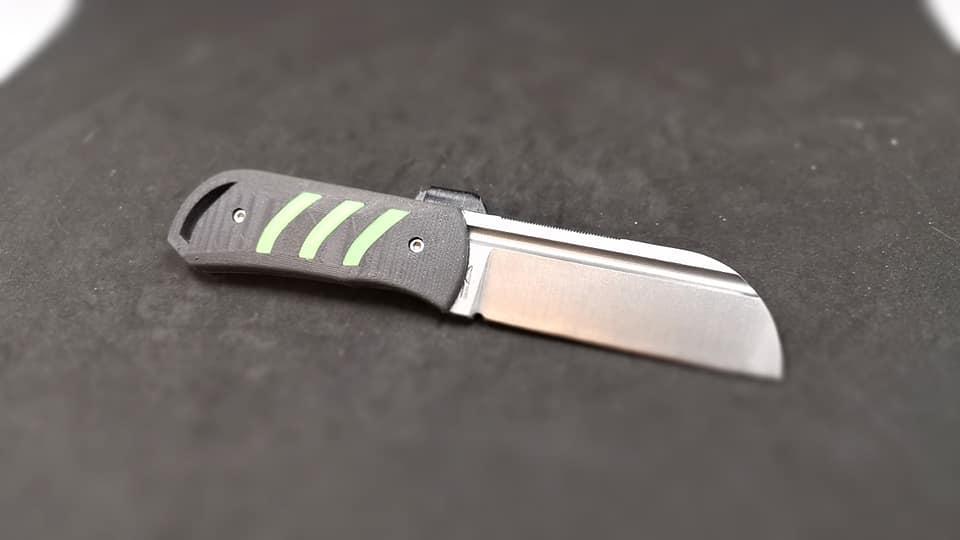 Midgards-Messer Craftsman Design Arthur Brehm und Midgards-Messer