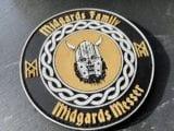 Midgards-Messer Patch Rubber
