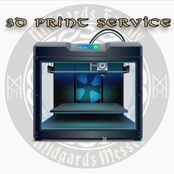 3D Druck-Service